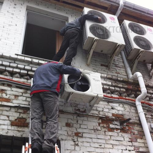 Договор сервисного обслуживания вентиляции