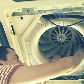 Постгарантийное техническое обслуживание всех внедряемых, инженерных систем.